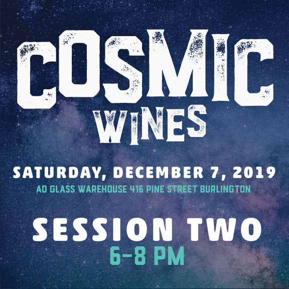 Cosmic Wine - Session Two