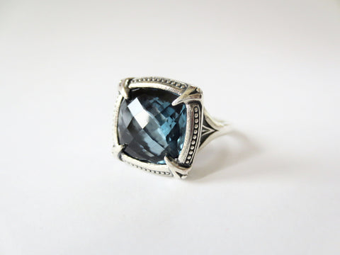 Scott Kay Blue Topaz