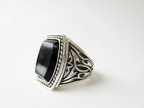 Scott Kay Oynx Ring