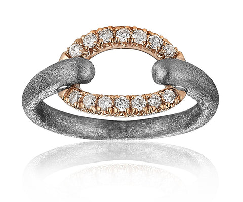 MAKUR - Oval Ring