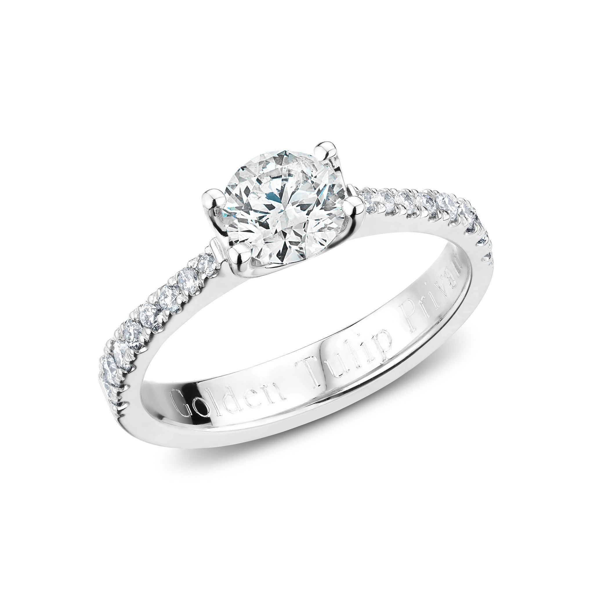 collection engagement ring scott kay platinum namaste rings product