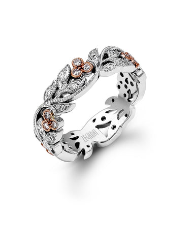 Women's Wedding Band - Zeghani