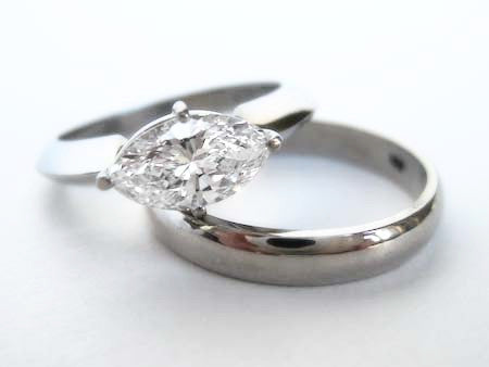 Marquee Diamond Ring