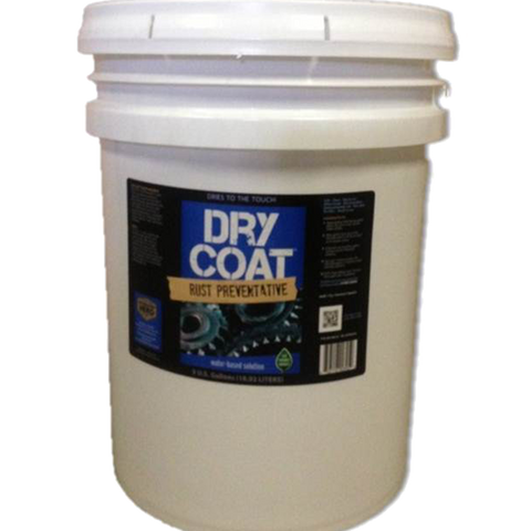 5 Gallons of Dry Coat™ Rust Preventative