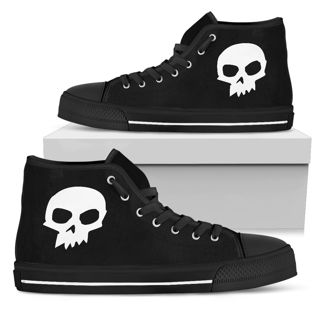 Sid skull High Top Sneakers Shoes 99promocode