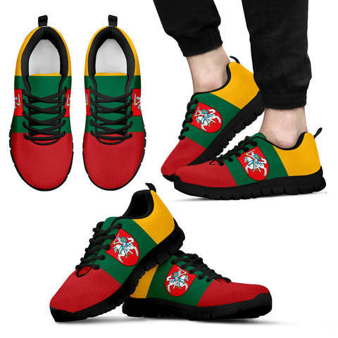 Lithuania Flag Sneakers