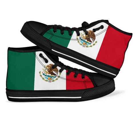 Mexican High Top Sneakers