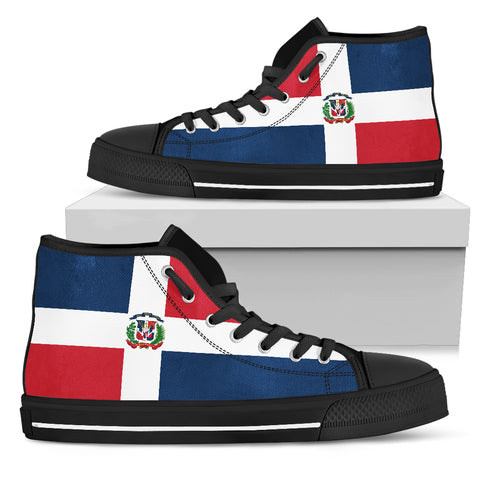 Dominican Republic High Top Sneakers
