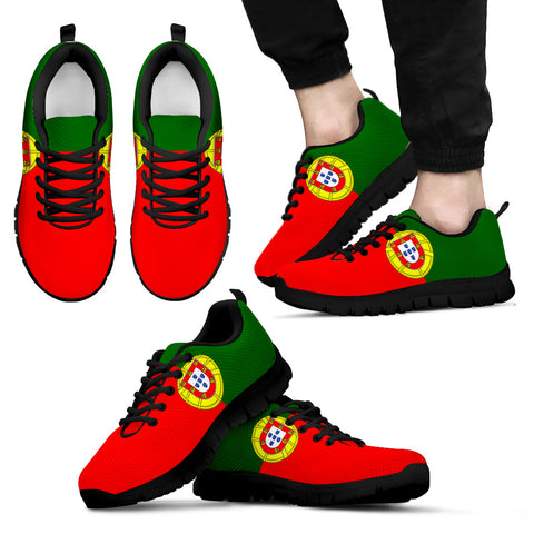 Portugal Flag Sneakers