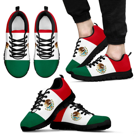 Mexican Flag Sneakers