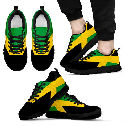 Jamaica Flag Sneakers
