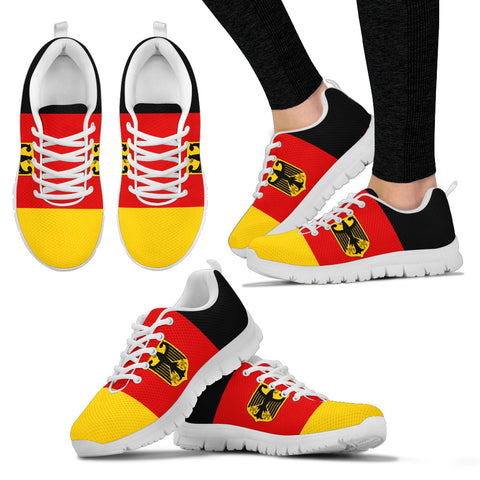 Germany Deutschlands Sneakers Womens Mens