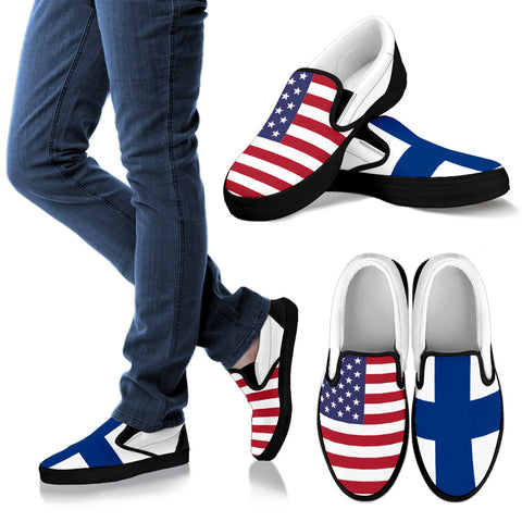 American - Finnish Shoes