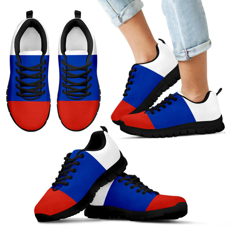 Russian Flag Sneakers for Kids
