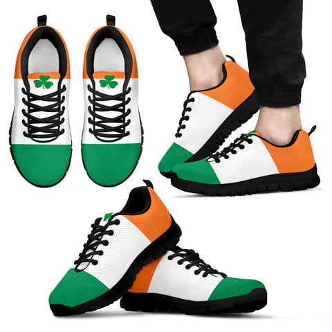 Ireland Flag Sneakers