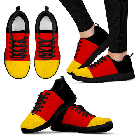 german flag sneakers womens