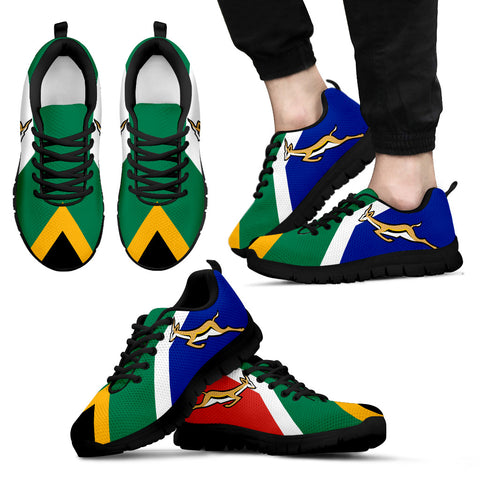South Africa Flag Sneakers