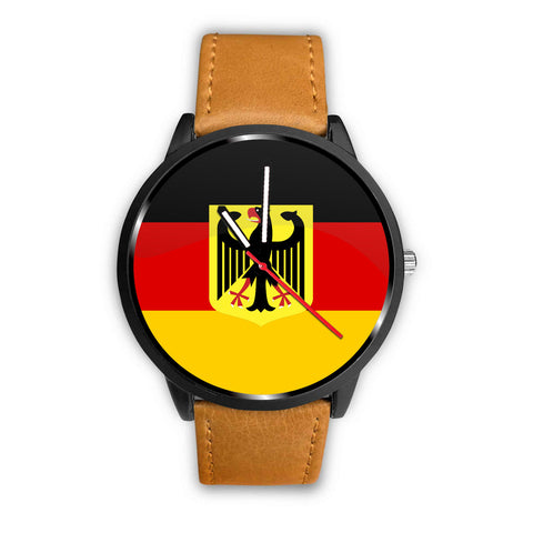 Germany Flag Watch