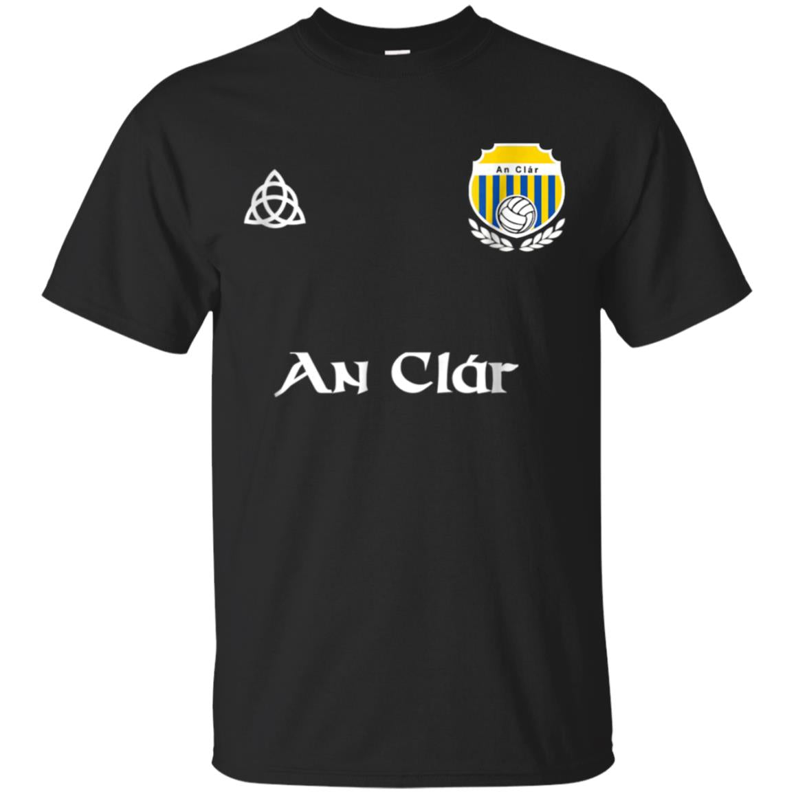 Clare An Clar Gaelic Football Jersey 99promocode