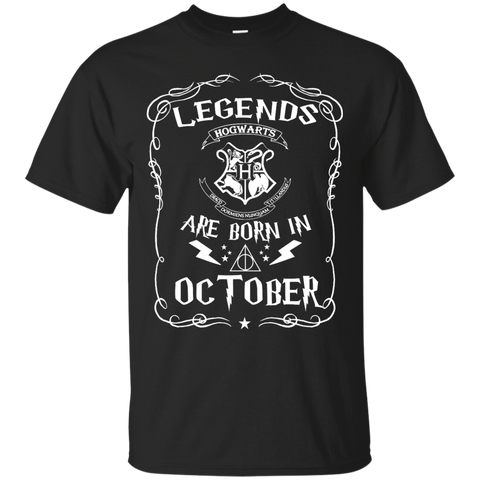 Hogwarts - Legends are born in OCTOBER