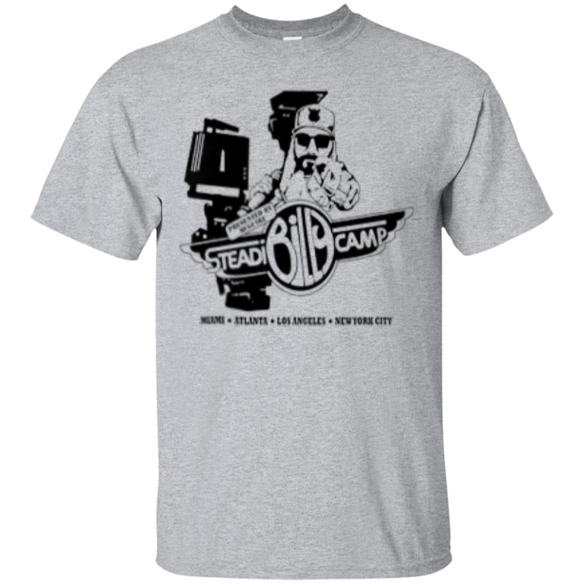 SteadiBillyCamp T-Shirt 99promocode