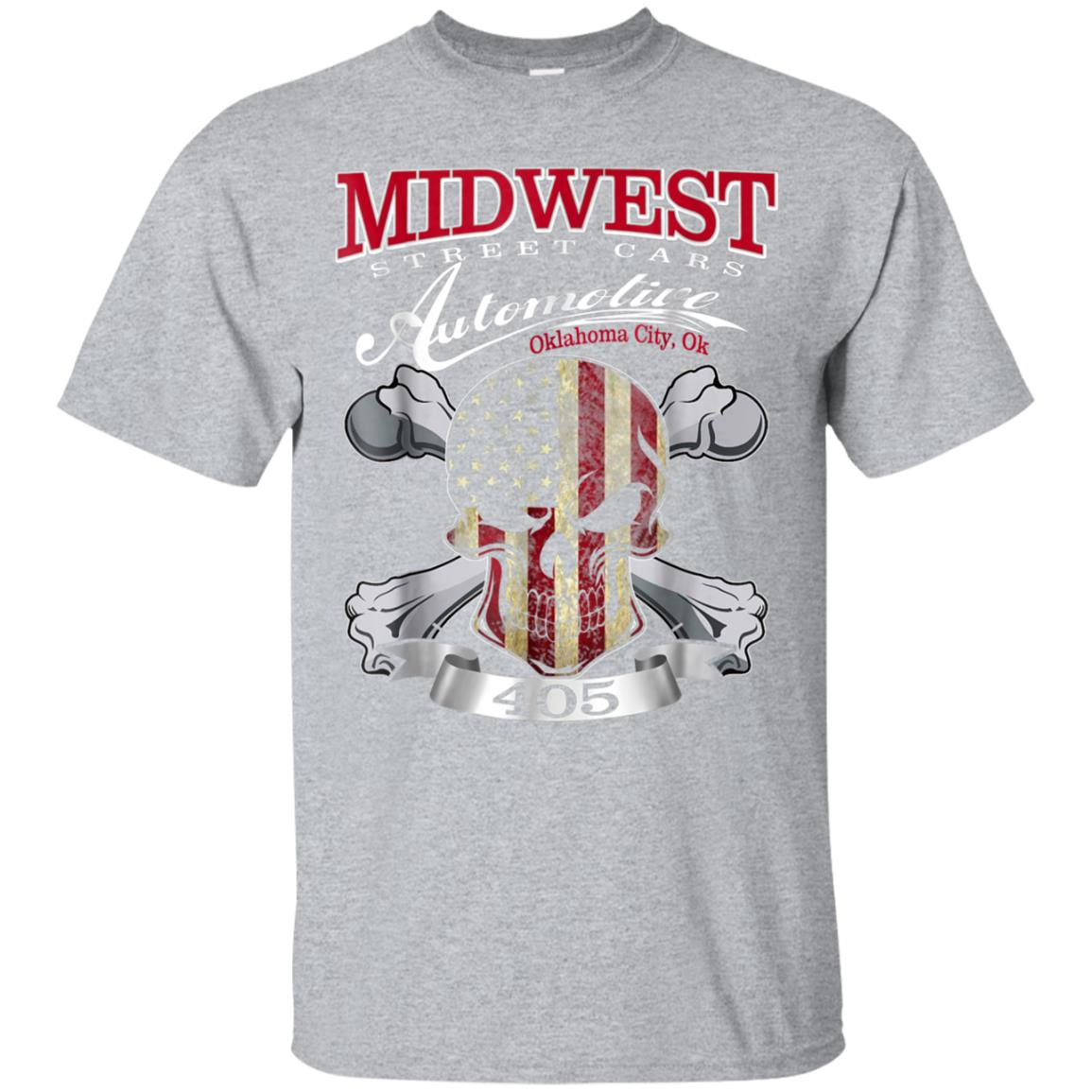 Midwest Street Car Automotive Drag Racing Shirt 99promocode