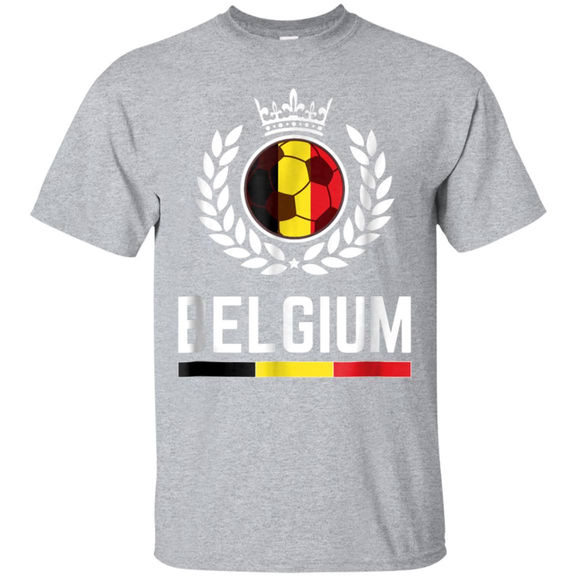 Belgium Soccer Jersey 2018 Belgian Football Team Fan Shirt 99promocode