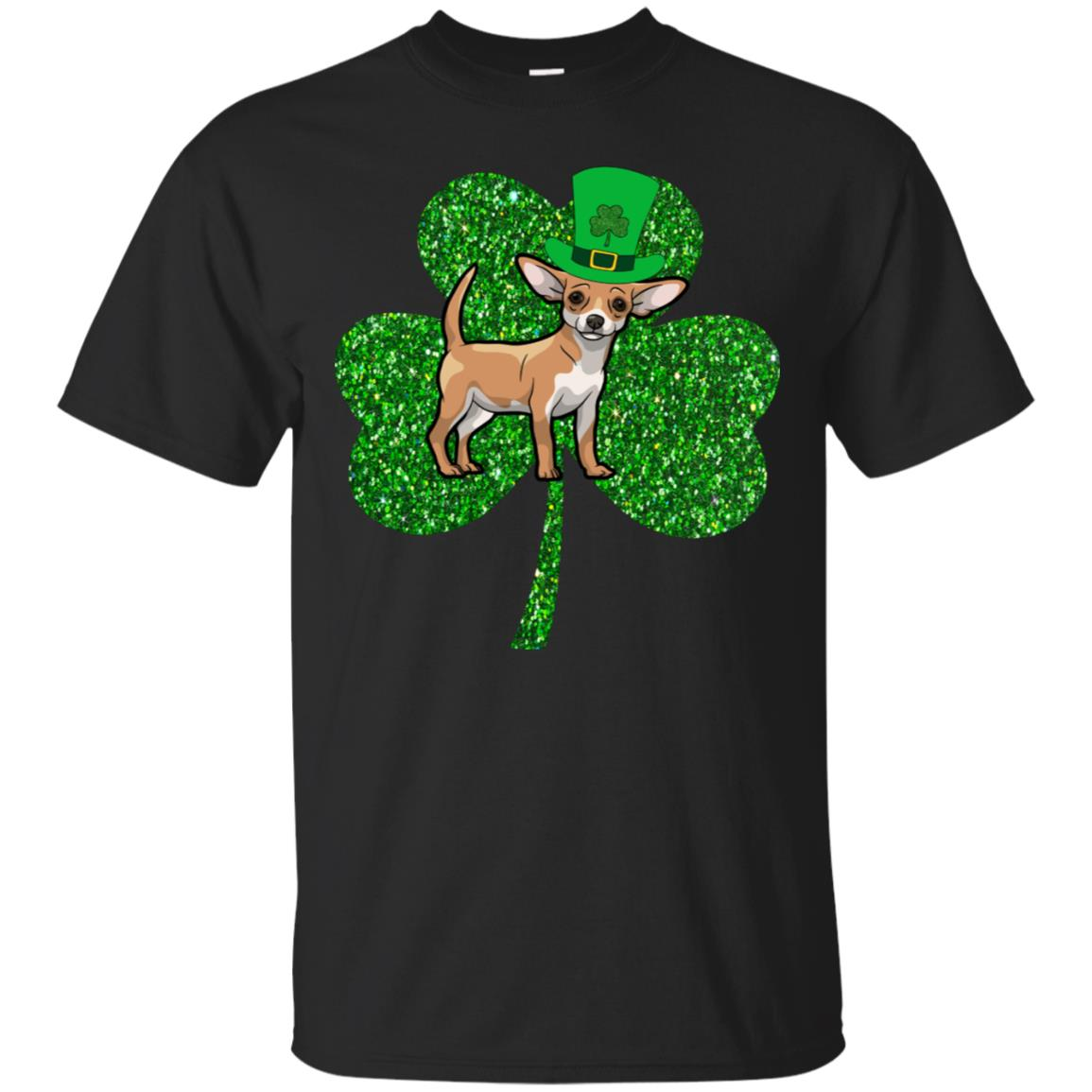 Lucky Shirt For Chihuahua Dog Lover On St Patrick's Day 99promocode