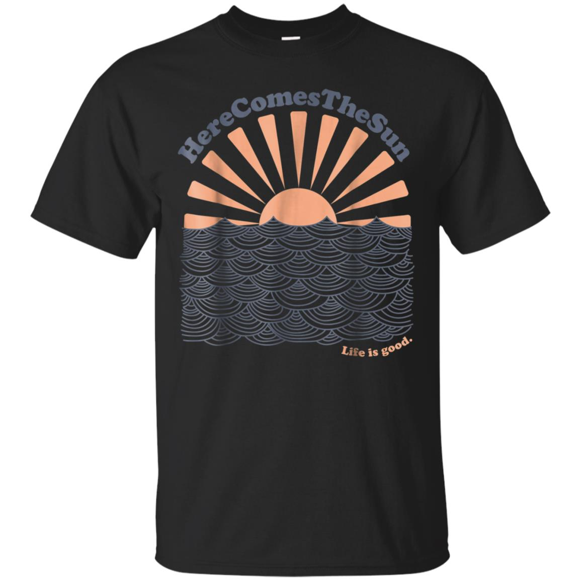 Here Comes The Sun, Positive Energy, Summer Graphics Tee 99promocode