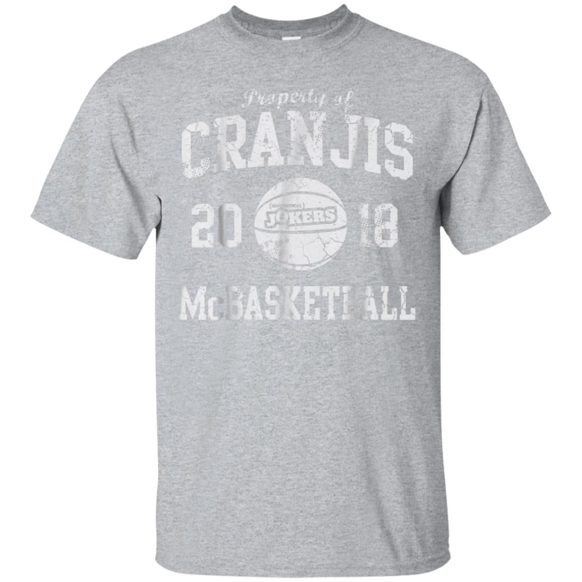 Impractical Jokers Cranjis McBasketball T-Shirt 99promocode