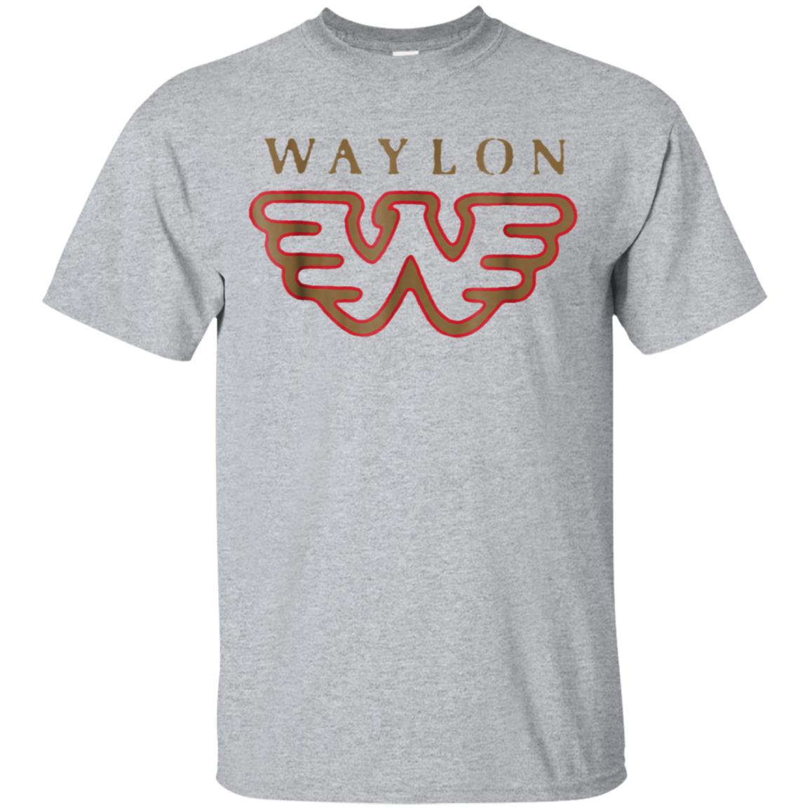 Waylon Jennings Flying W Logo Shirt - Official Merch 99promocode