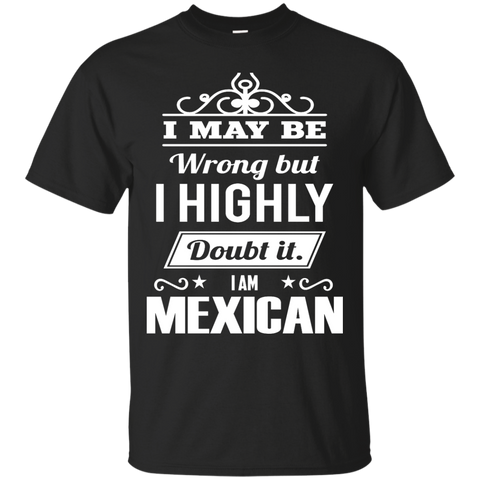 I may be wrong but i highly doubt it i'm Mexican