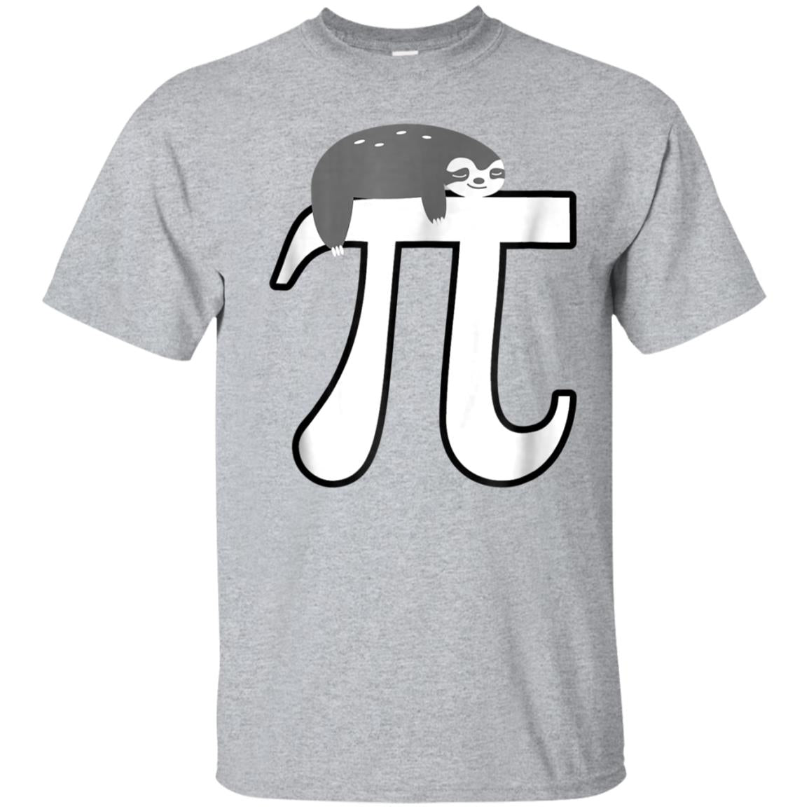 Pi Day 2019 TShirt Sloth Math Lover Nerd Gift 99promocode