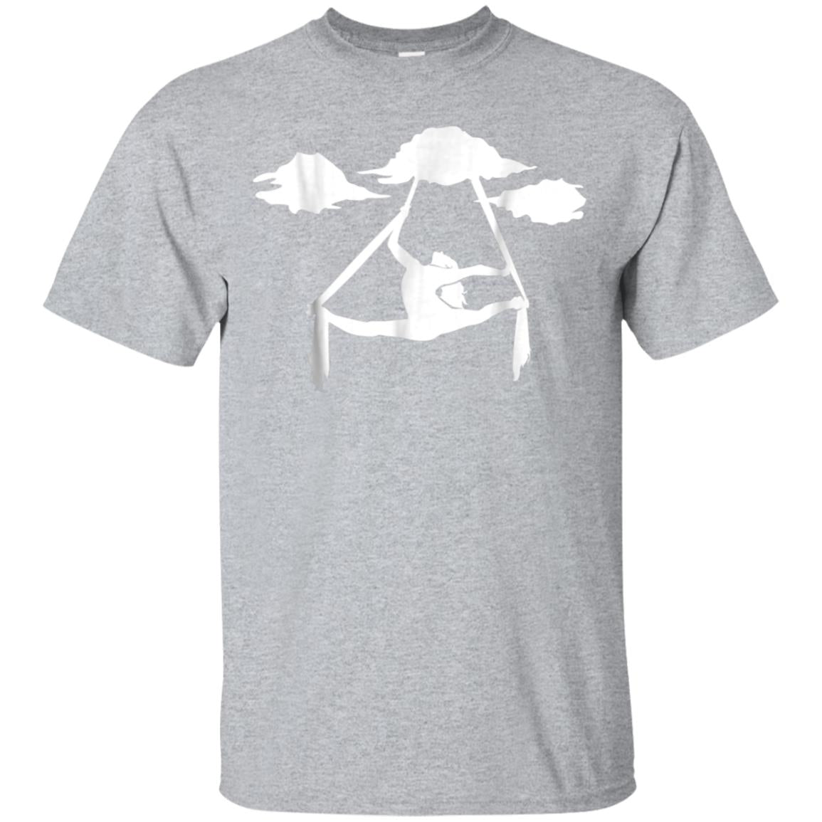 Aerial Silk Gifts Tshirt, Aerial Yoga Outfit For Girls 99promocode