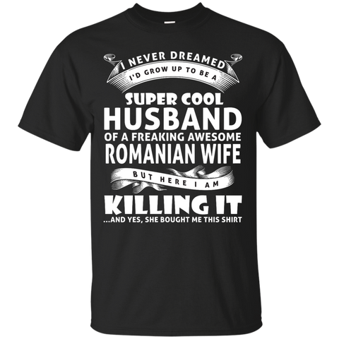 Super cool husband of a freaking awesome ROMANIAN wife