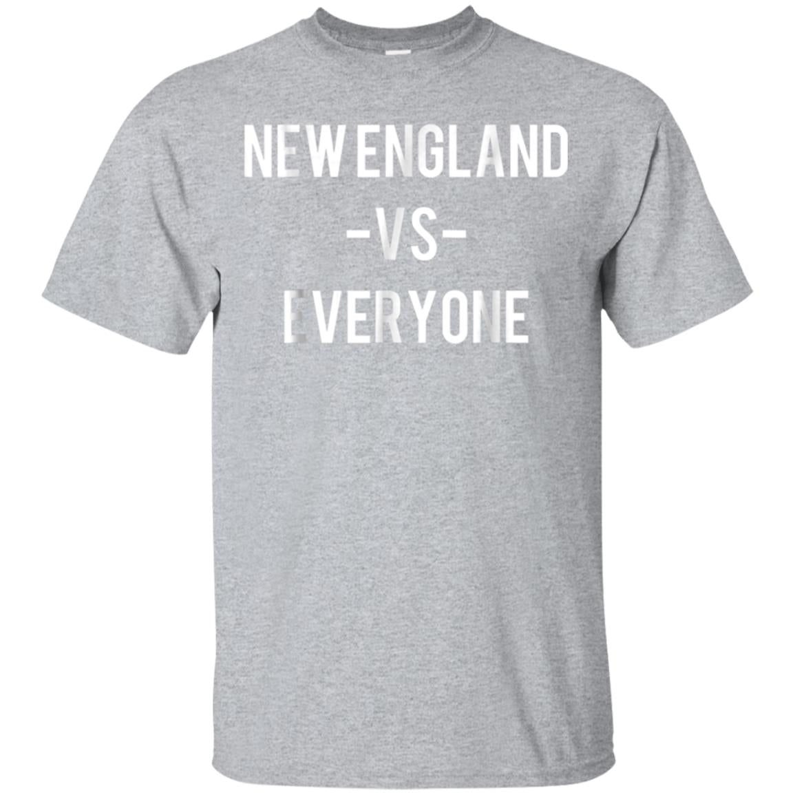 New England VS Everyone Shirt 99promocode