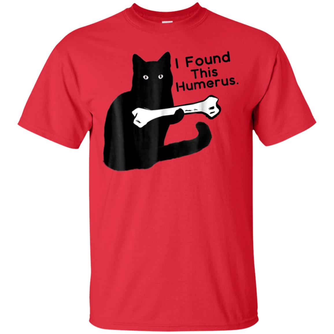 c4bb4537d Awesome funny t shirt i found this humerus cats humourous pun ...