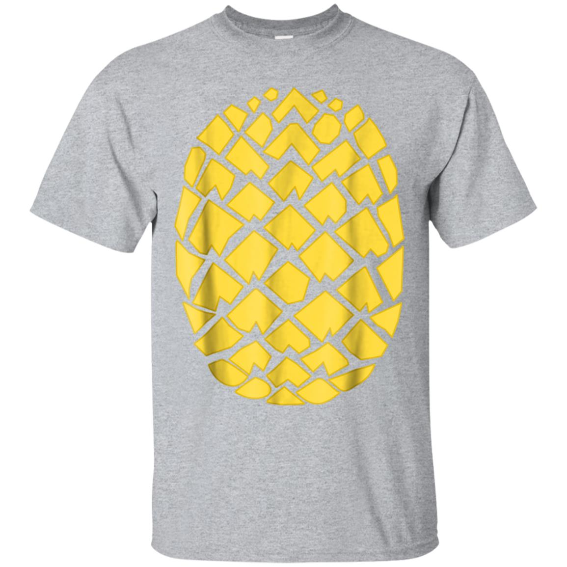 Pineapple Costume T-Shirt Halloween Costume Shirt 99promocode
