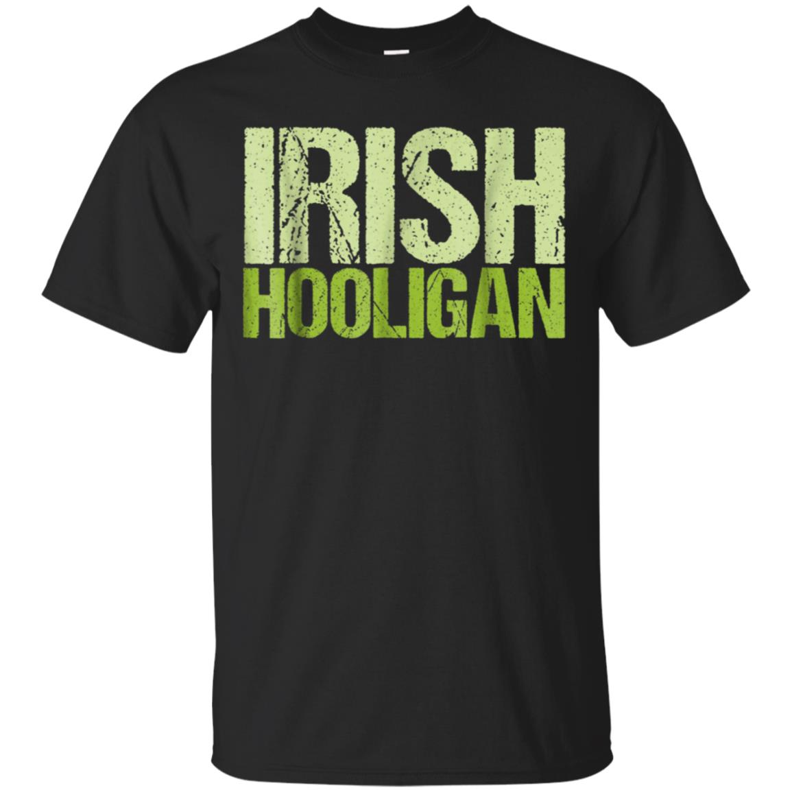 Cool St. Patrick's Day Irish Hooligan TShirt Shenanigans Tee 99promocode