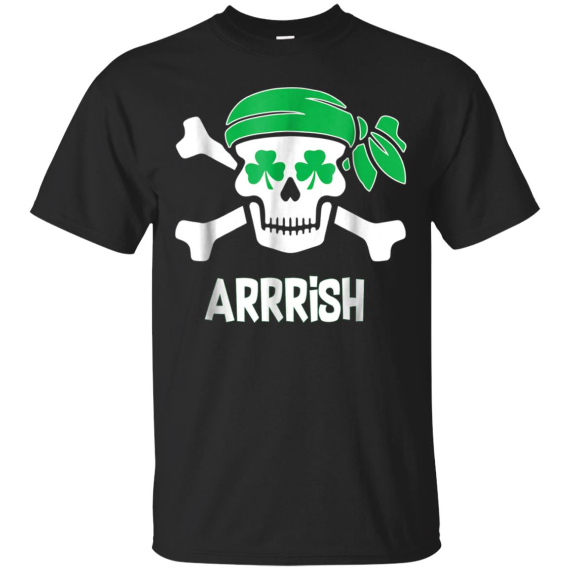 Arrish Irish Pirate St Patricks Day Shirt 99promocode