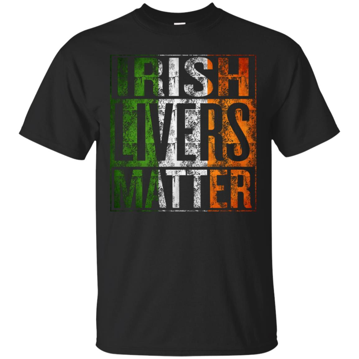 ST. PATRICK'S DAY T-SHIRT IRISH LIVERS MATTER FUNNY GIFT 99promocode