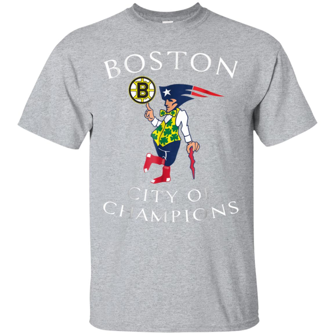Boston Sports Teams Citizen T-Shirt 99promocode