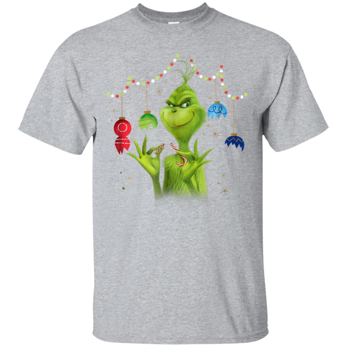 Dr.Suess The Grinch Being Jolly T-shirt 99promocode