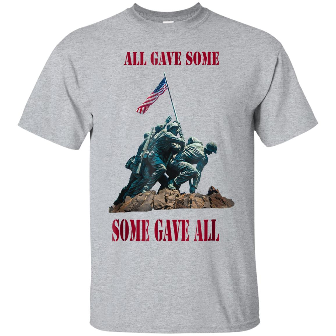 Patriotic Memorial Day T-shirt. Military Tee for Him or Her 99promocode