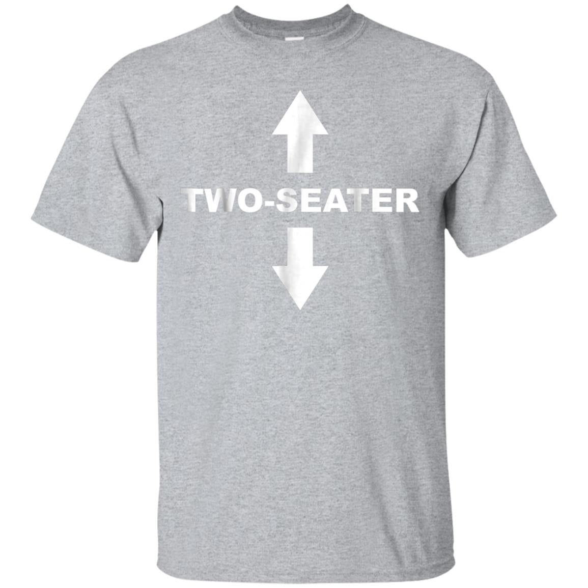 Two Seater T-shirt Best Funny Outing Men Women Kids Gift 99promocode