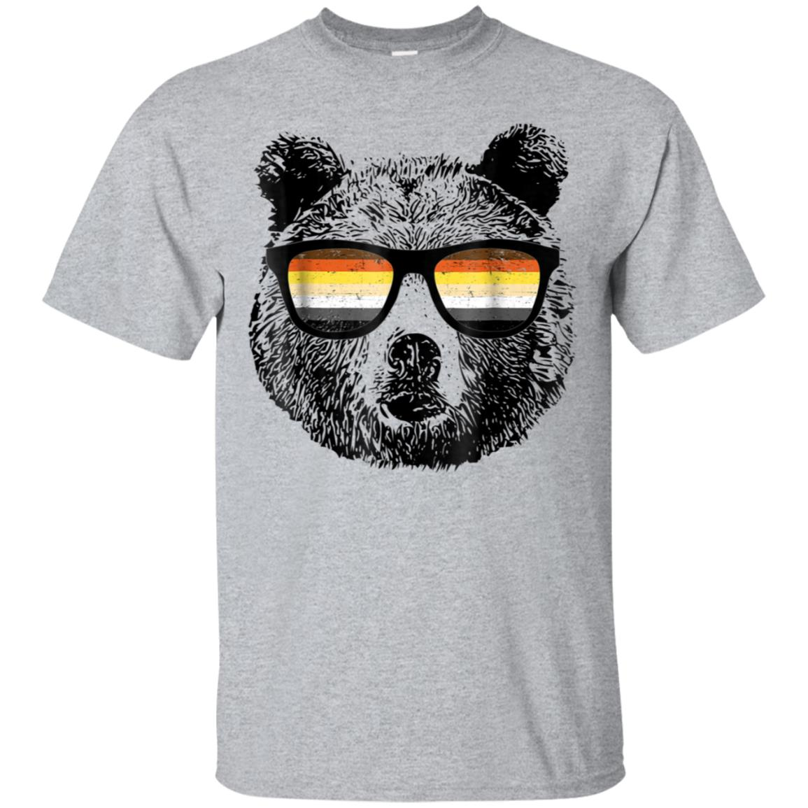 Gay Bear With Sunglasses Tshirt 99promocode