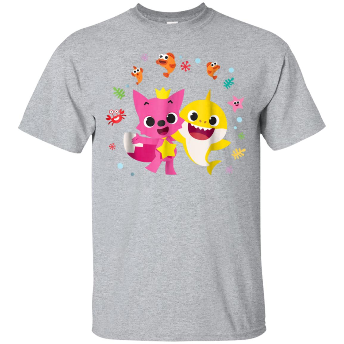 Pinkfong and Baby Shark T-shirt 99promocode