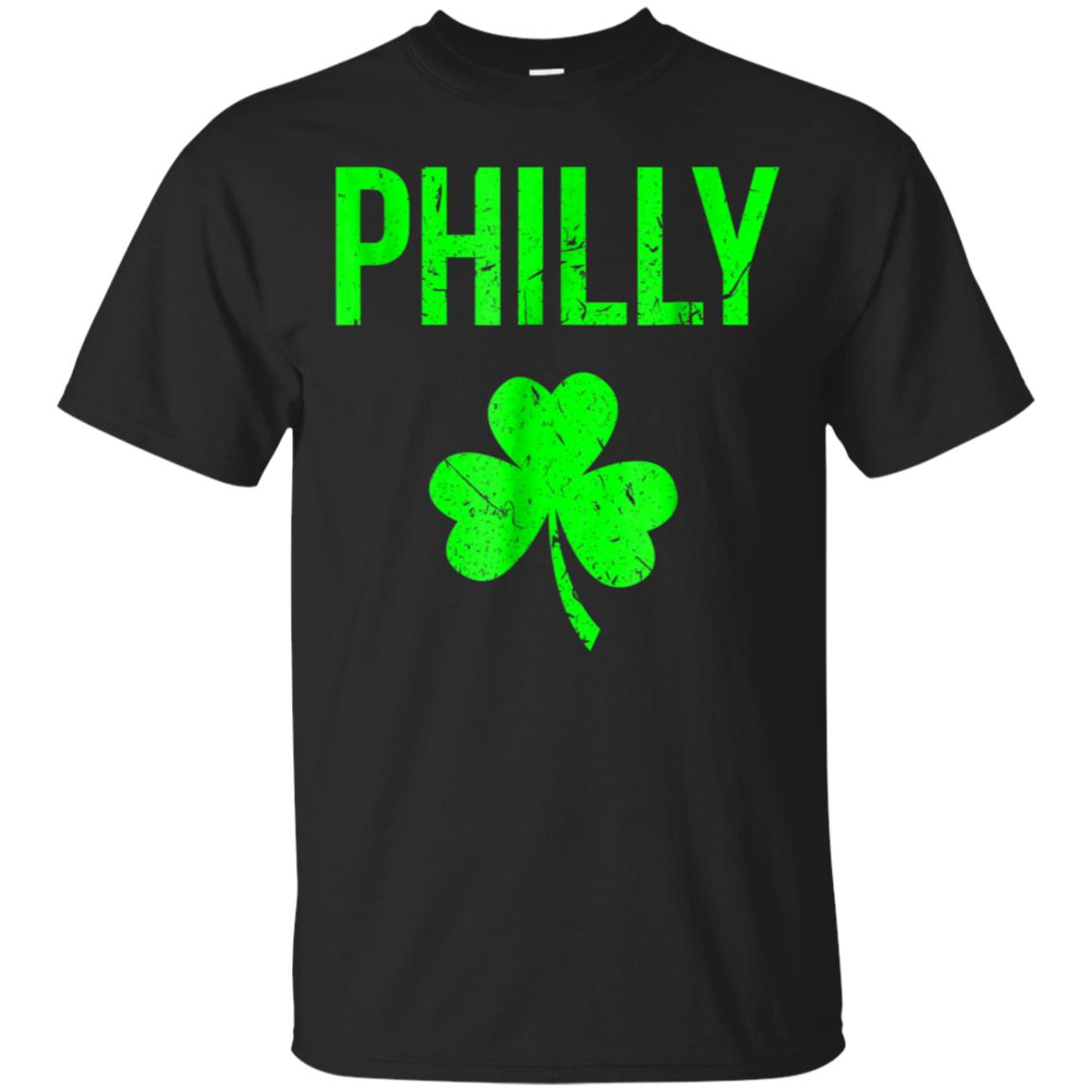 Philly Shamrock Shirt Irish St Patricks Day Philadelphia Tee 99promocode