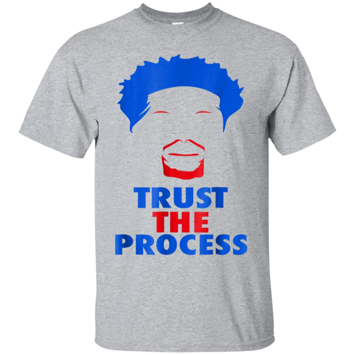 Trust The Process T-Shirt 99promocode