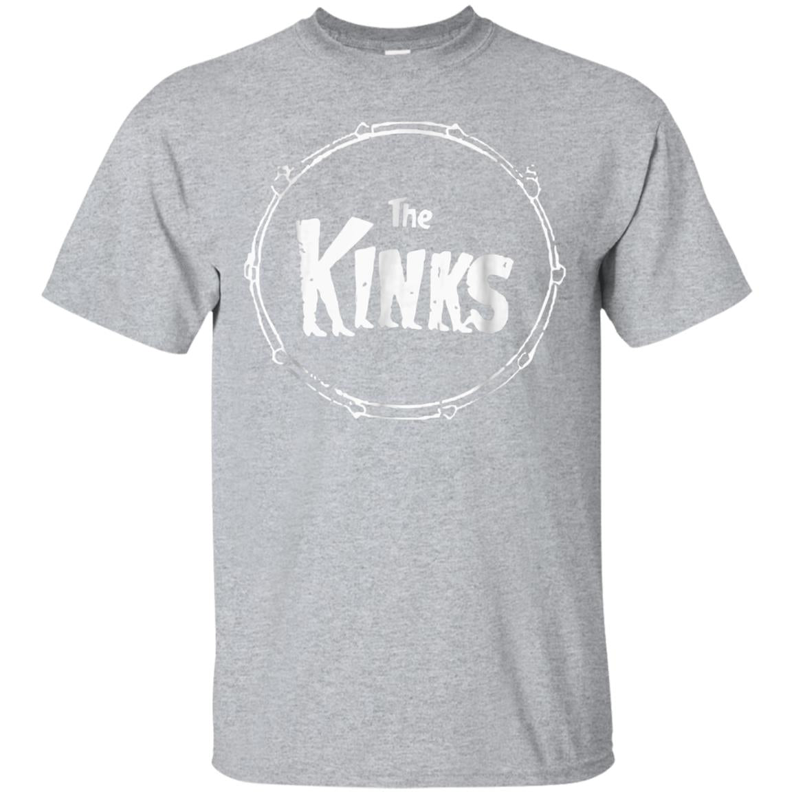 5460ad2a Awesome the kinks t shirt music band tshirt for men and women ...
